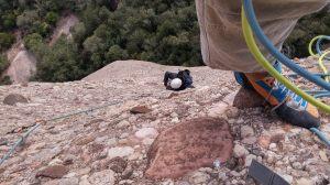 GEDE al Agulla Gran del Pas del Princep, Montserrat, Espagne 7