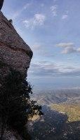 GEDE al Agulla Gran del Pas del Princep, Montserrat, Espagne 15