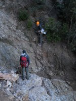Salt de la Nina, Els Ecos, Montserrat, Catalunya, Espagne 5