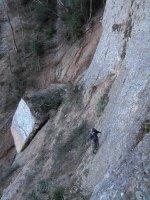 Salt de la Nina, Els Ecos, Montserrat, Catalunya, Espagne 14