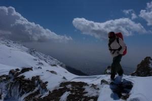 Kolak Chal trek, Teheran, Iran 14