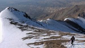Mont Tochal, Teheran, Iran 15