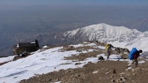Mont Tochal, Teheran, Iran 19