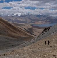 Tso Kar au Tso Moriri, Ladakh, Inde 36
