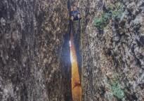 Desideratum a l'Agulla dels Espeleolegs, Montserrat, Espagne 16