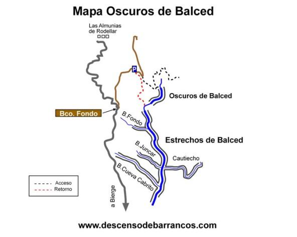 Oscuros del Balces, Sierra de Guara 2