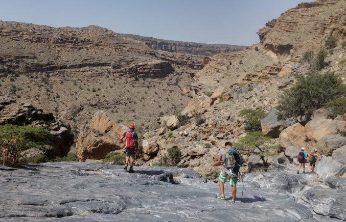 Wadi Aqabat El Biyout, Sayq Plateau 17