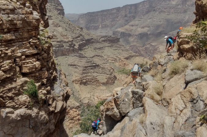 Wadi Aqabat El Biyout, Sayq Plateau 28