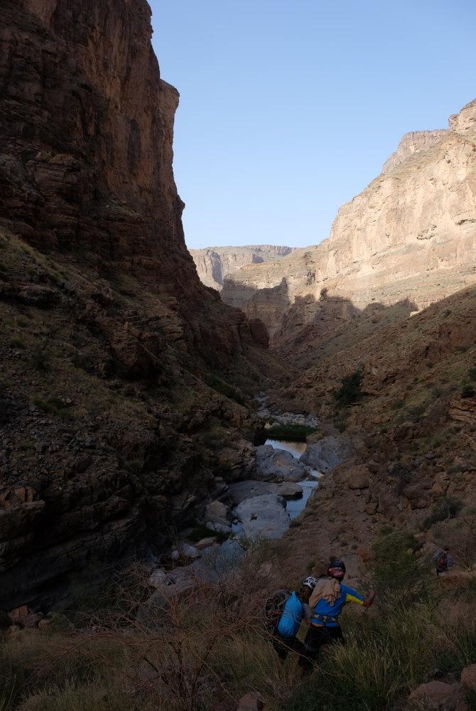 Wadi Aqabat El Biyout, Sayq Plateau 54