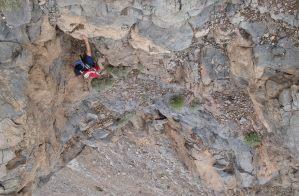 Wadi Naqab Trek, Ras Al Khaimah, Émirats Arabes Unis 11