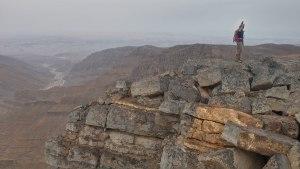 Wadi Naqab Trek, Ras Al Khaimah, Émirats Arabes Unis 16