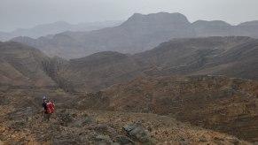 Wadi Naqab Trek [17]