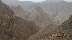 Wadi Naqab Trek [19]