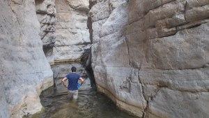 Wadi Naqab Trek, Ras Al Khaimah, Émirats Arabes Unis 35
