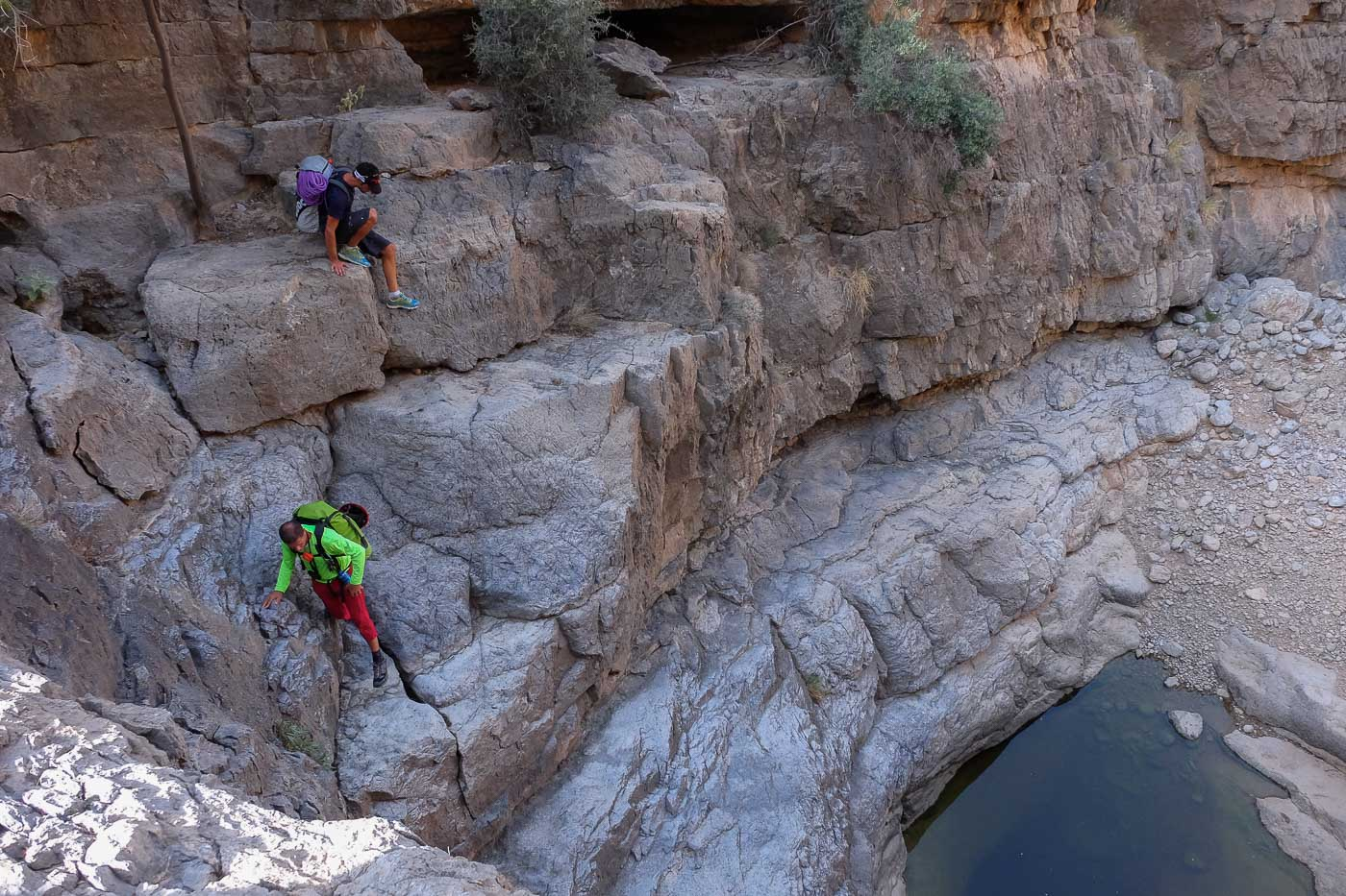 Wadi Kamah, Sayq Plateau 29