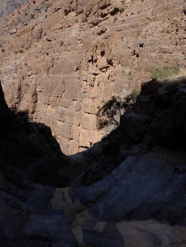 Wadi Kamah, Sayq Plateau 40