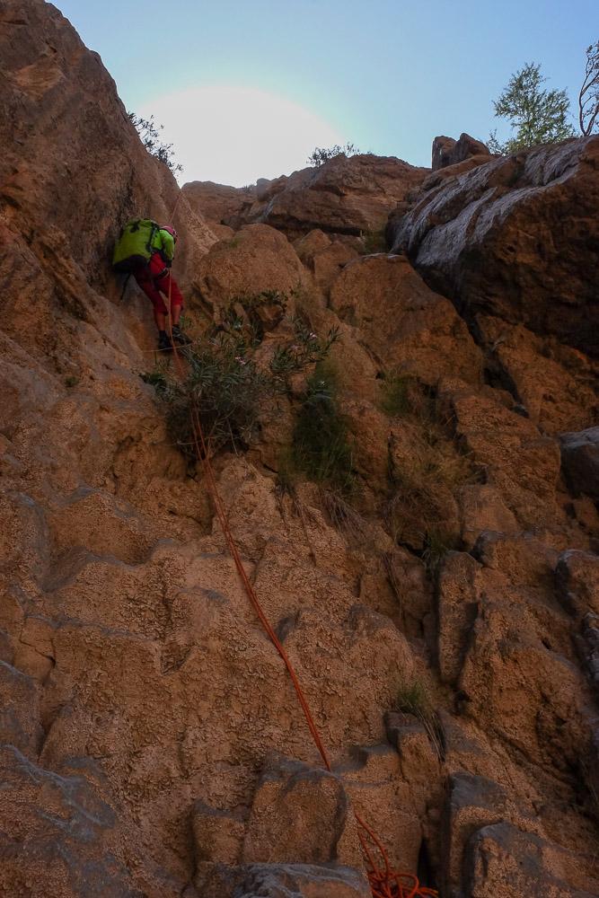 Wadi Kamah, Sayq Plateau 43