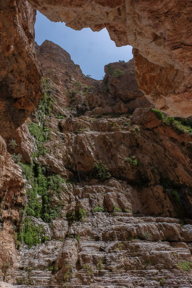 Wadi Kamah, Sayq Plateau 46