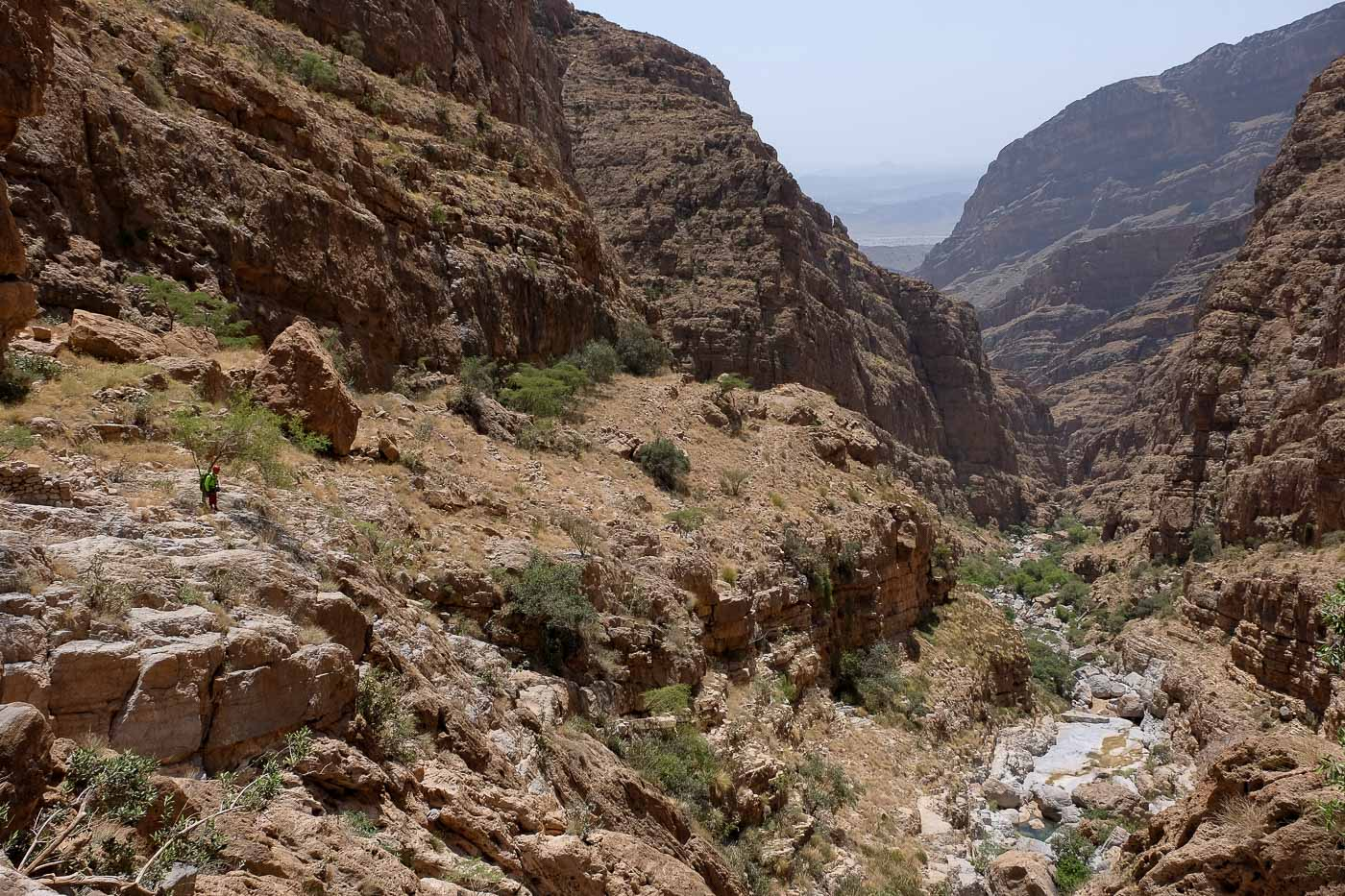 Wadi Kamah, Sayq Plateau 53