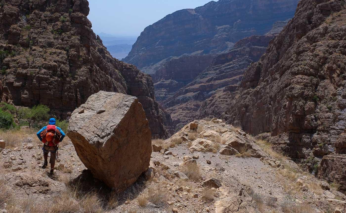 Wadi Kamah, Sayq Plateau 54