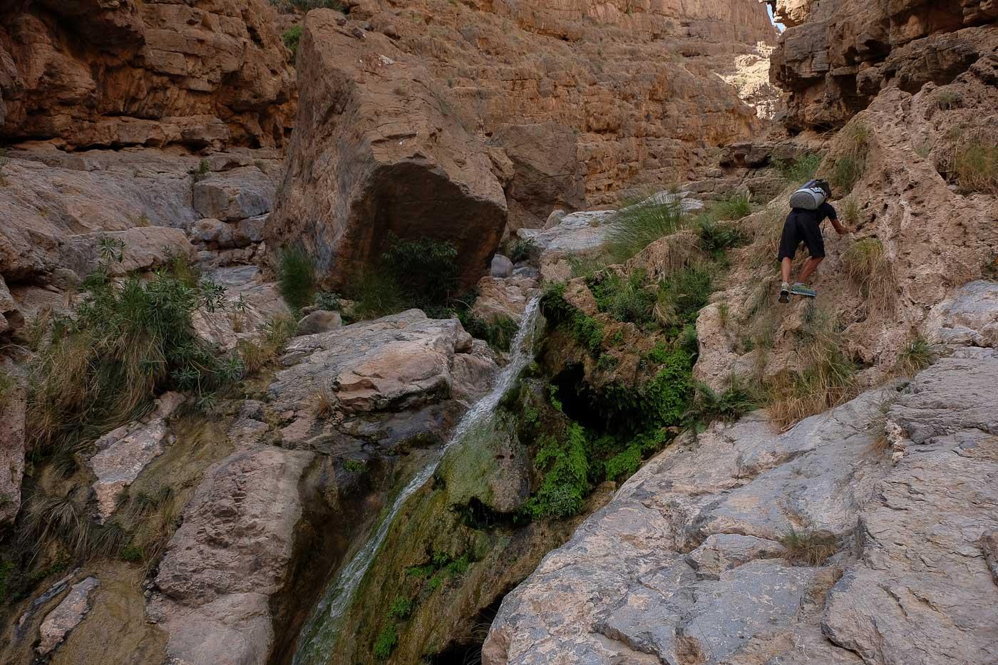 Wadi Kamah, Sayq Plateau 67