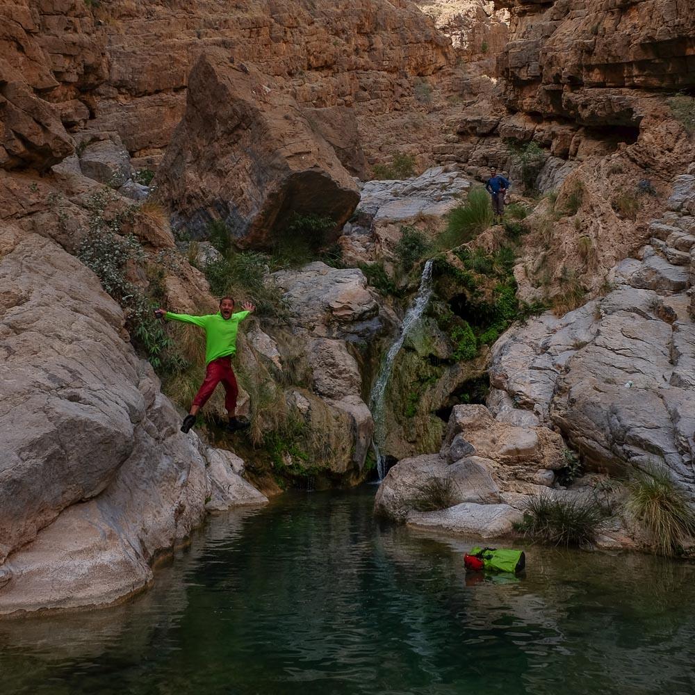 Wadi Kamah, Sayq Plateau 69