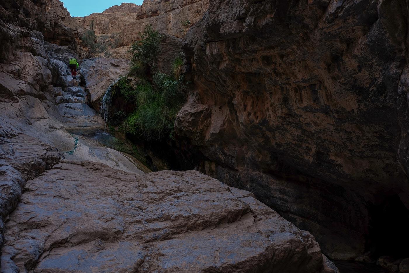 Wadi Kamah, Sayq Plateau 71