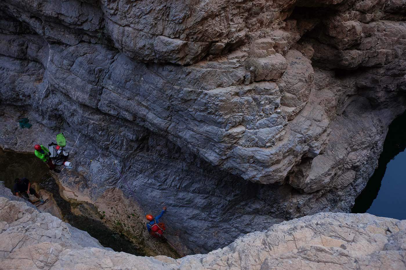 Wadi Kamah, Sayq Plateau 72