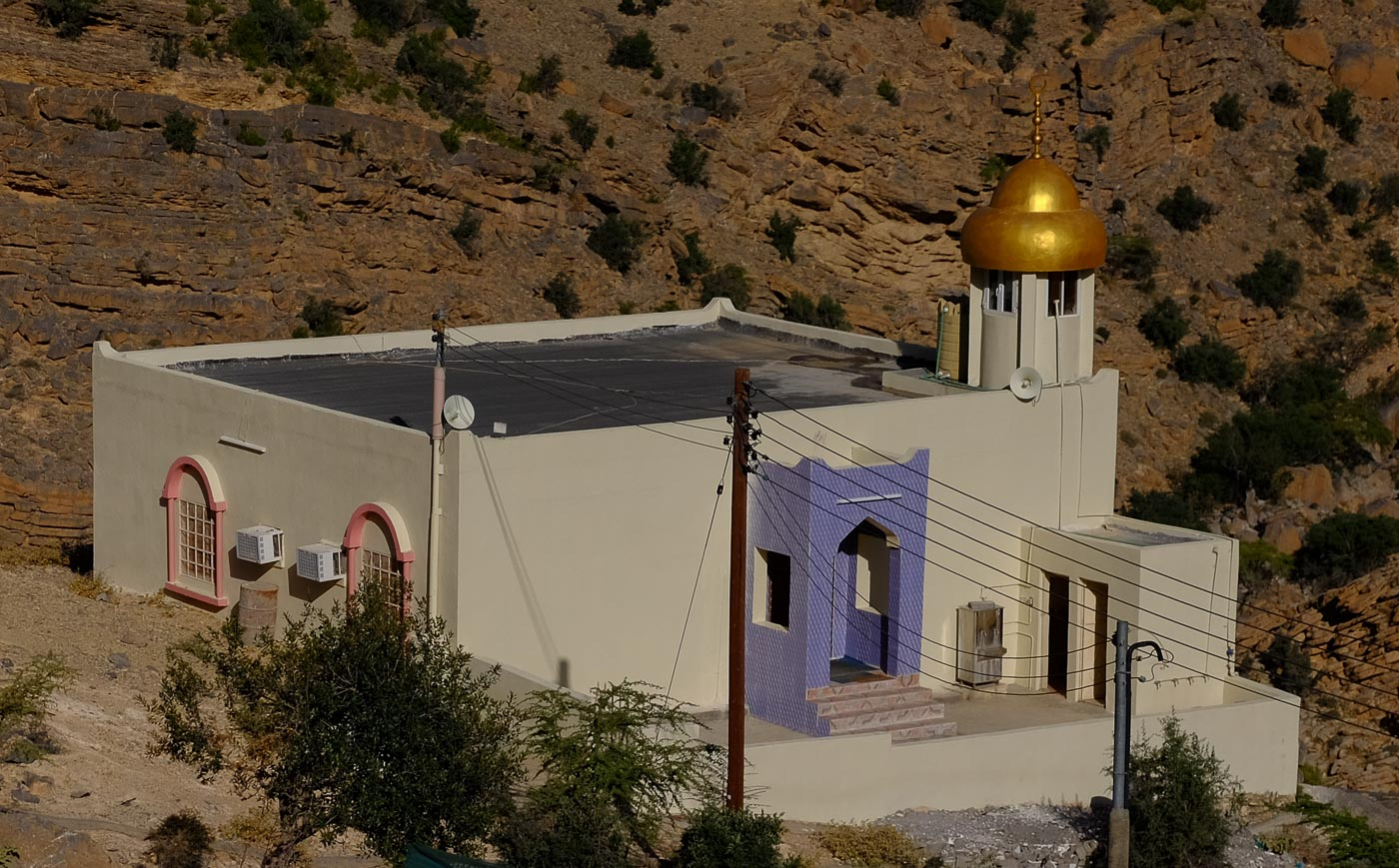 Wadi Hijri, Sayq plateau 2