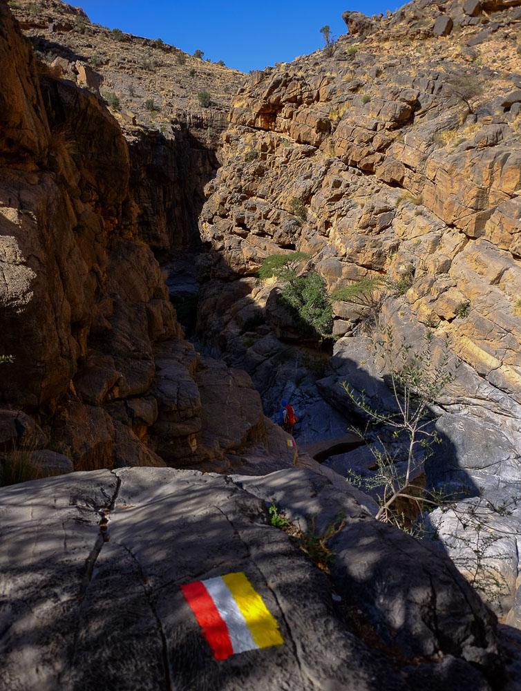 Wadi Hijri, Sayq plateau 8