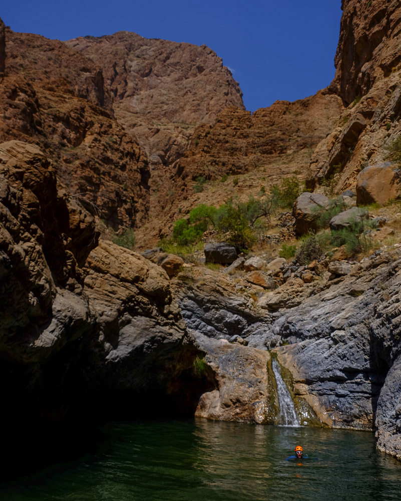 Wadi Hijri, Sayq plateau 31