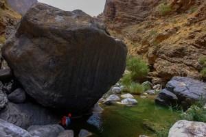 Wadi Hijri, Sayq plateau 36