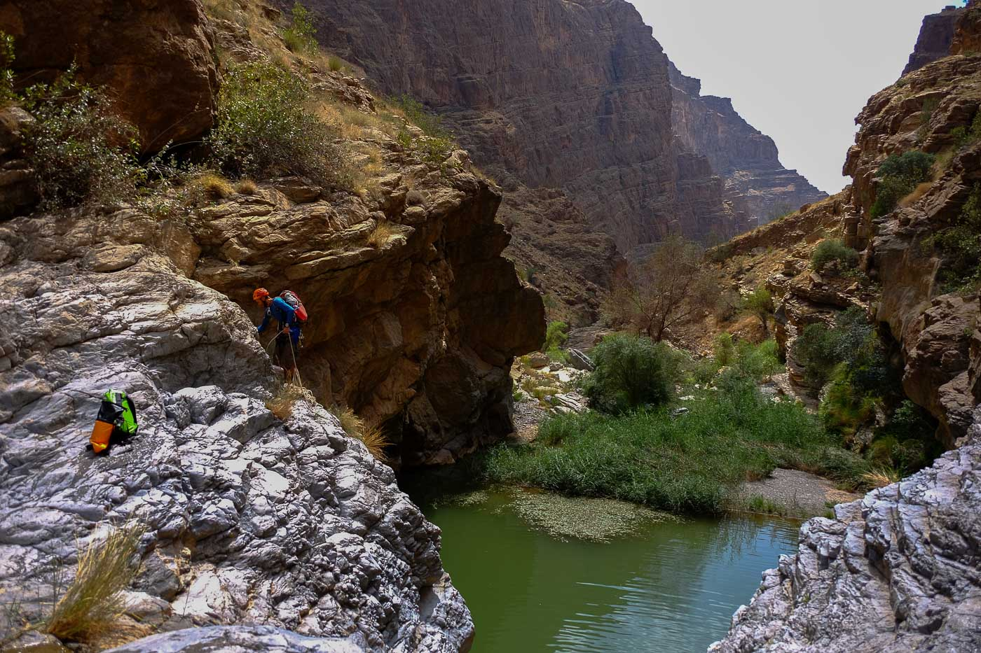Wadi Hijri, Sayq plateau 35