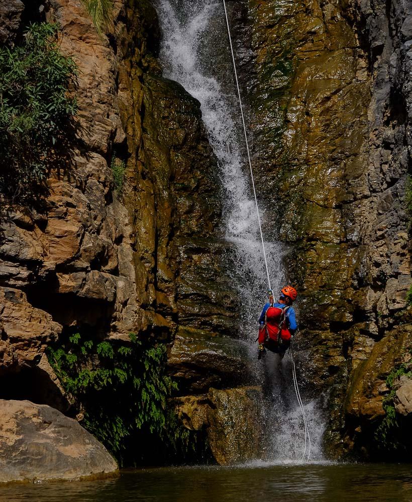 Wadi Hijri, Sayq plateau 40