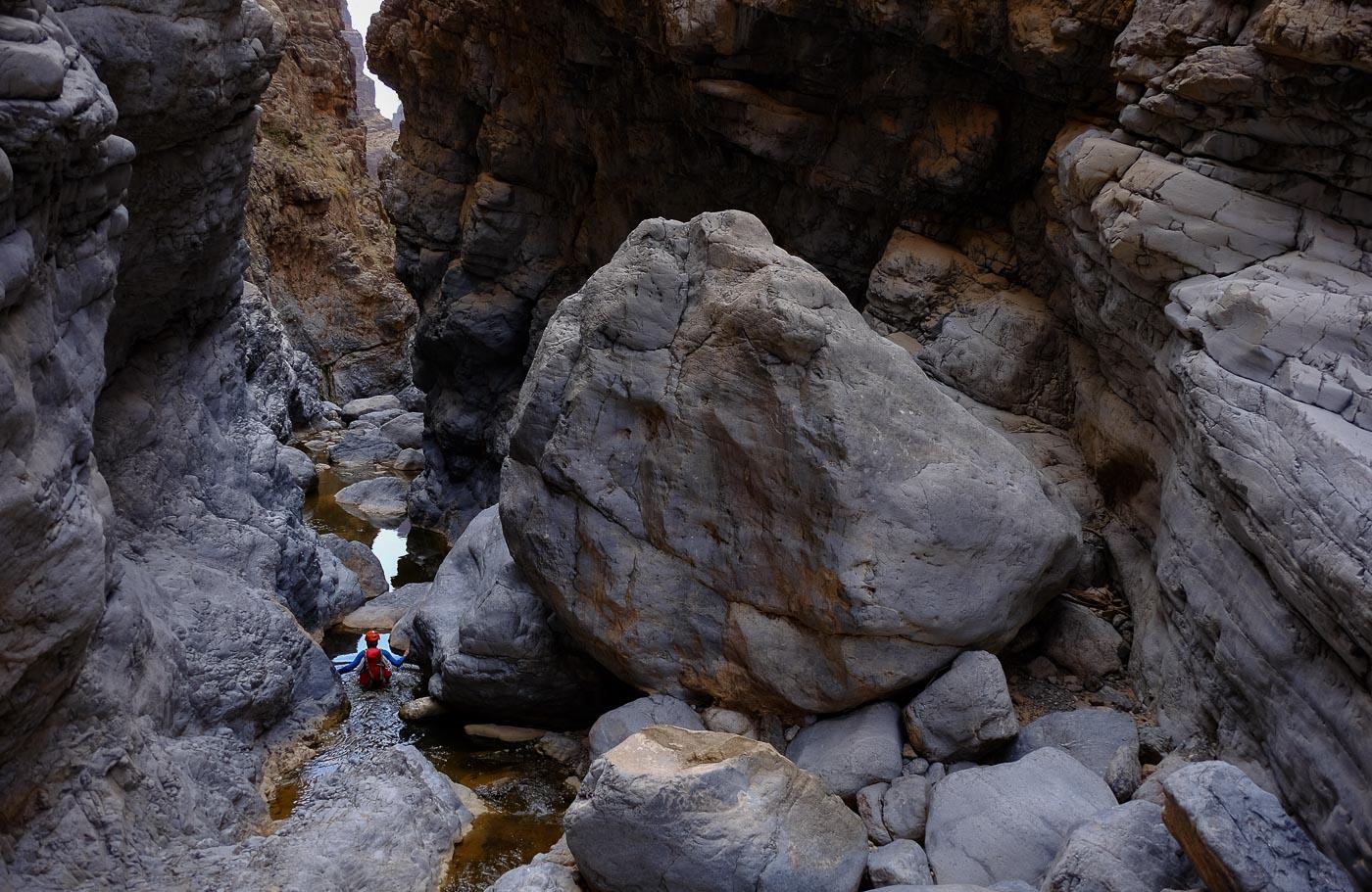 Wadi Hijri, Sayq plateau 46