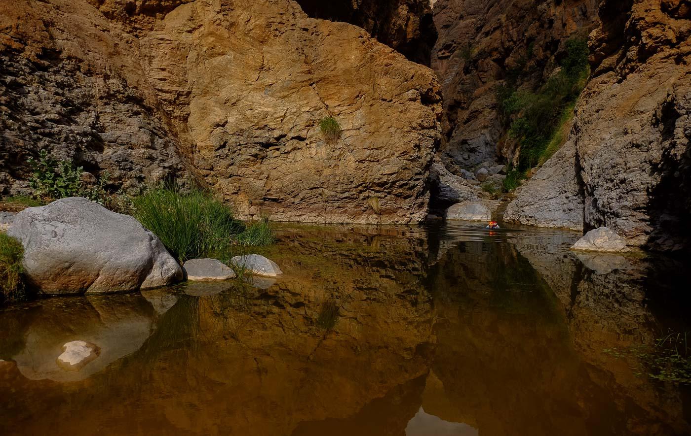 Wadi Hijri, Sayq plateau 47