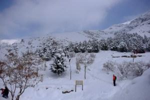 Darabad Peak, Mont Tochal, Teheran, Iran 11
