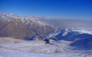 Darabad Peak, Mont Tochal, Teheran, Iran 35