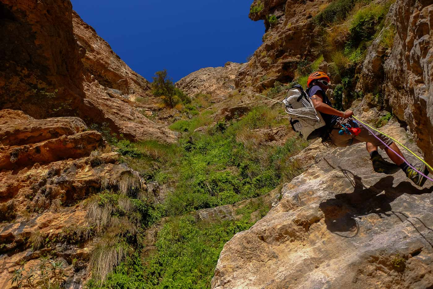 Wadi Kamah, Sayq Plateau 8