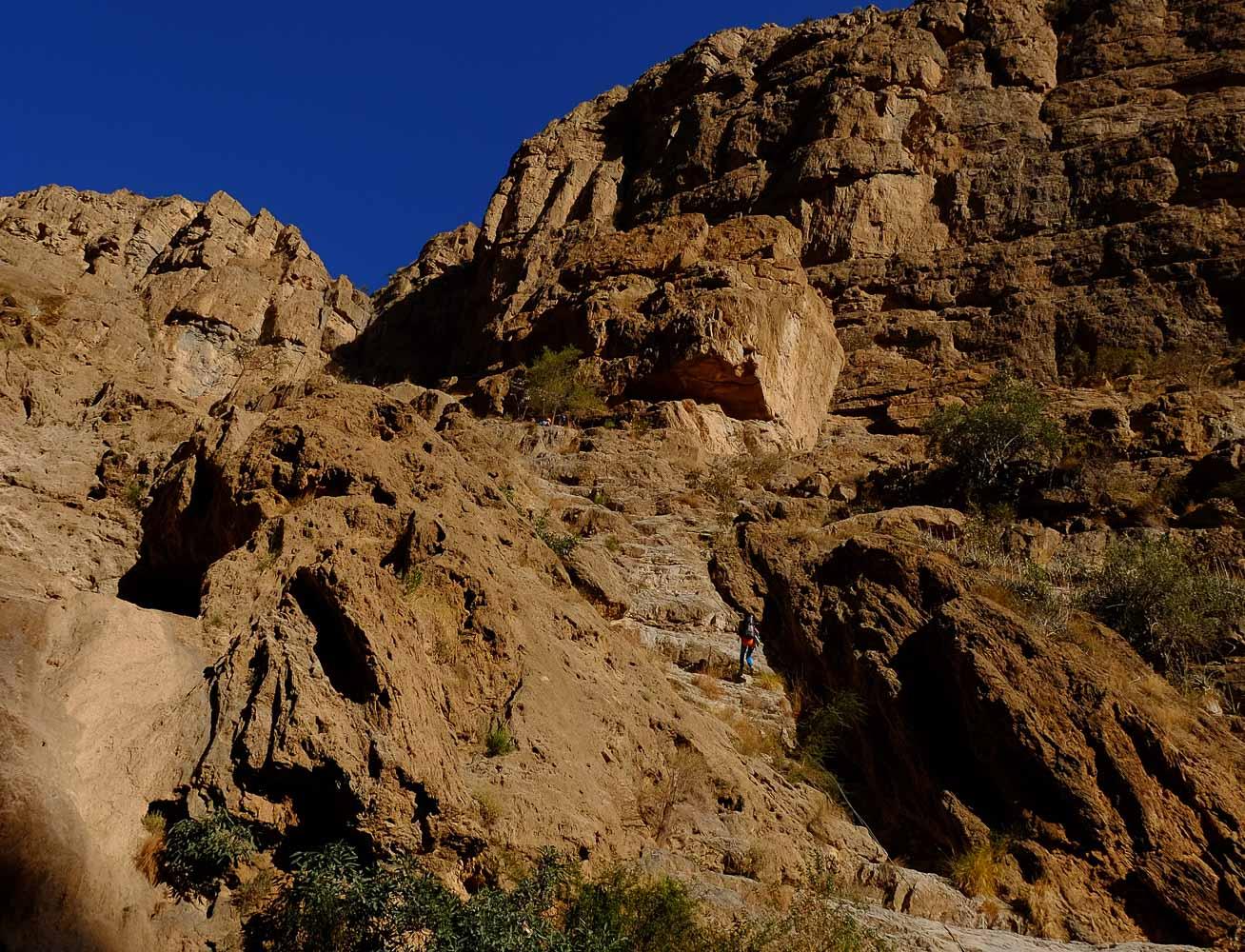 Wadi Kamah, Sayq Plateau 9