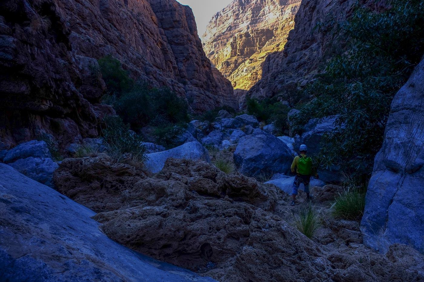 Wadi Kamah, Sayq Plateau 14
