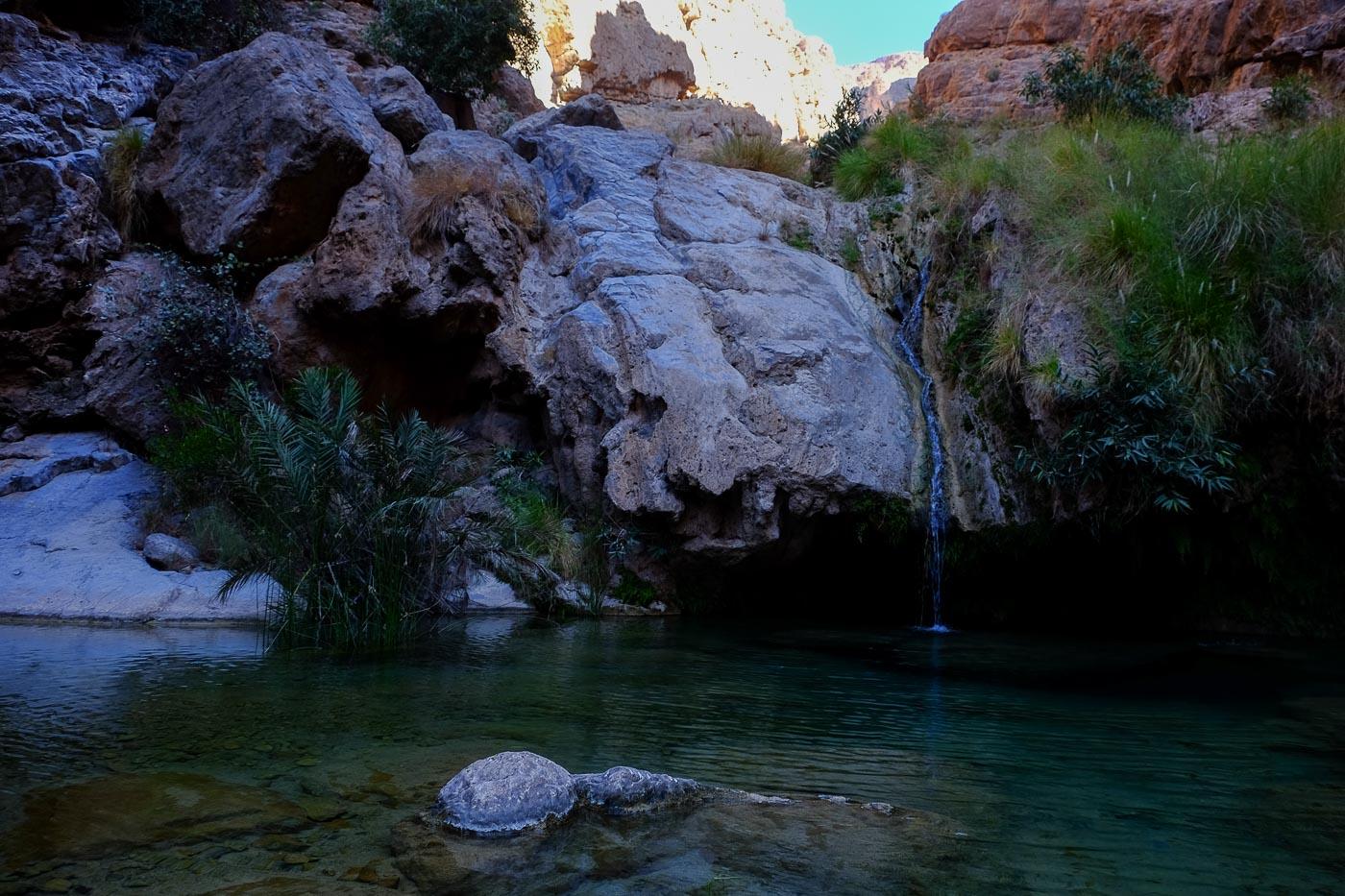 Wadi Kamah, Sayq Plateau 16