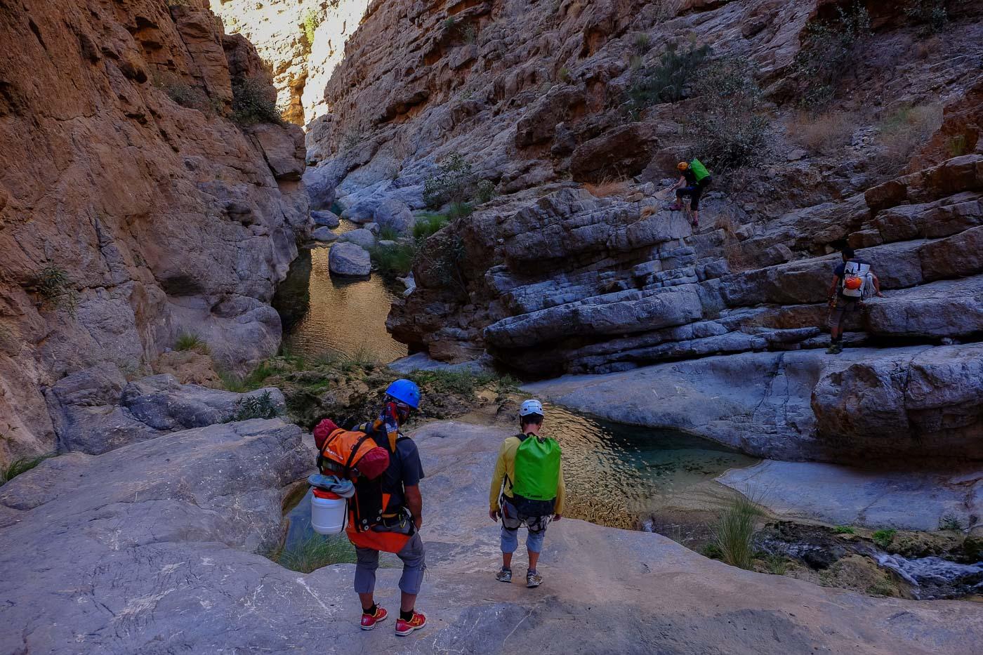 Wadi Kamah, Sayq Plateau 17