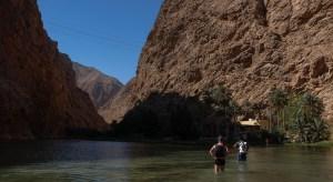 Wadi Shab, Hajar Oriental 2