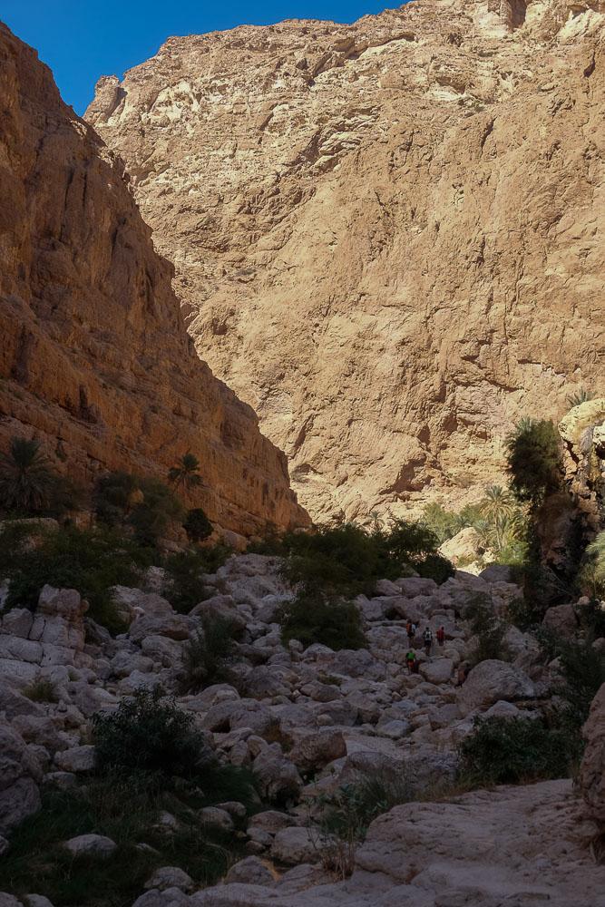Wadi Shab, Hajar Oriental 12