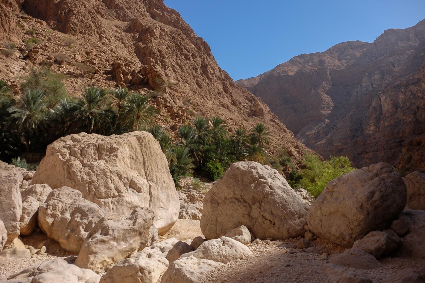 Wadi Shab, Hajar Oriental 11