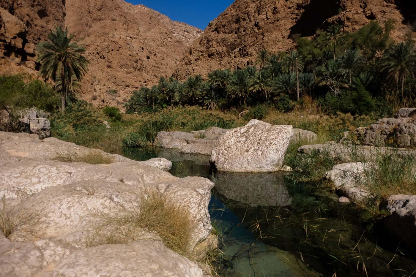 Wadi Shab, Hajar Oriental 24
