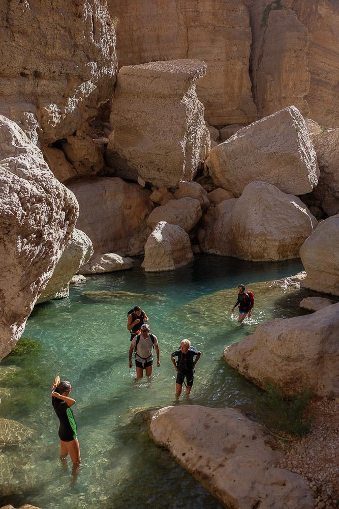Wadi Shab, Hajar Oriental 34