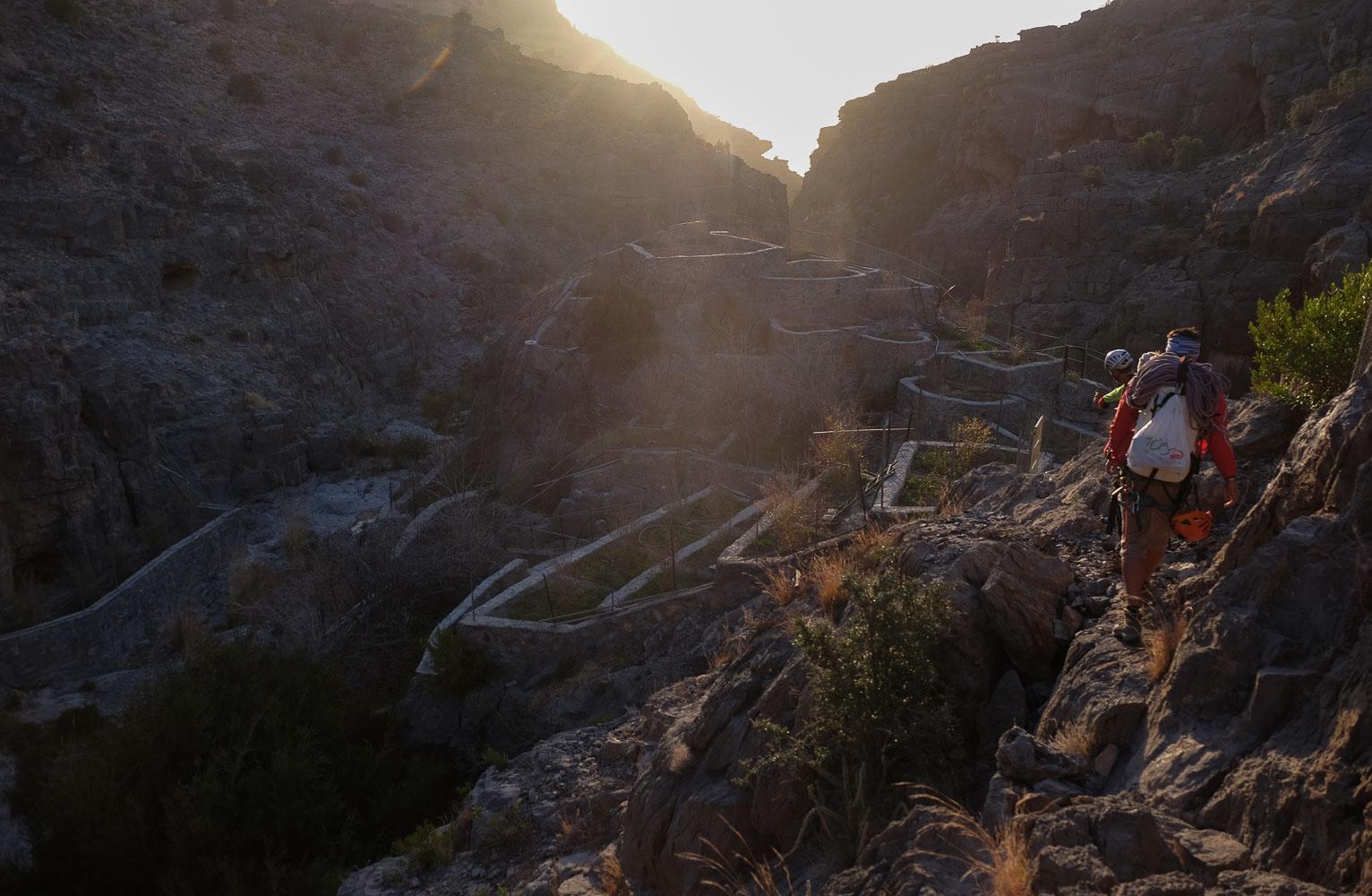 Wadi Halfain, Sayq Plateau 3