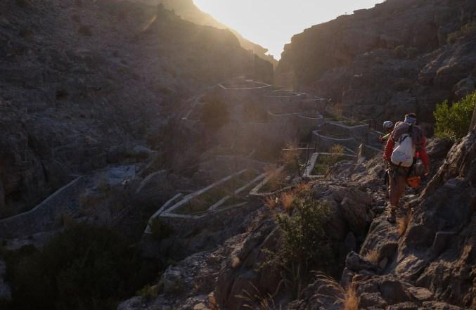 Wadi Halfain, Sayq Plateau 5